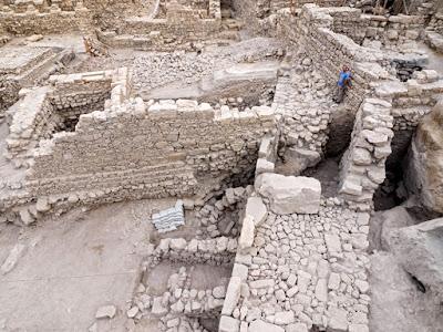 To θρυλικό αρχαιοελληνικό φρούριο της Άκρας αποκαλύπτεται στην Ιερουσαλήμ