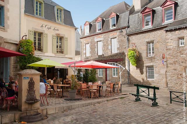 Auray viaje Bretaña roadtrip  Normandía