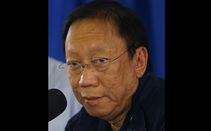 Solicitor General Jose C. Calida