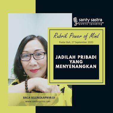 Rubrik Power of Mind Radar Bali : Jadilah Pribadi yang Menyenangkan