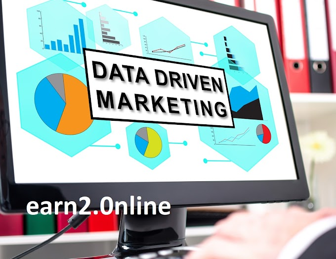 Explain marketing tools for data-driven realization