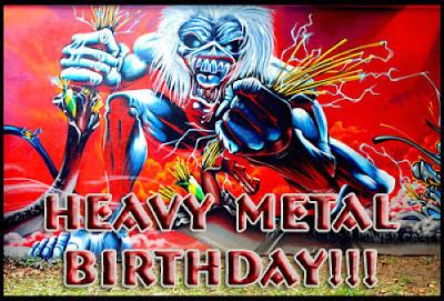 Imágenes rockeras de feliz cumpleaños