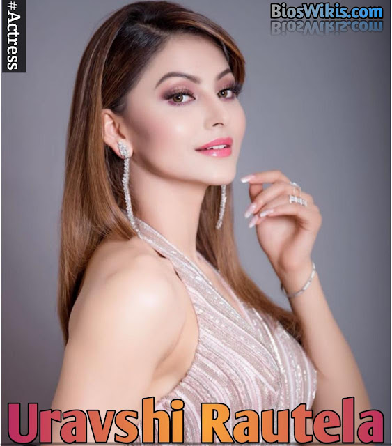 Urvashi Routela Biography, wiki