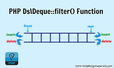 PHP Ds\Deque::filter() Function