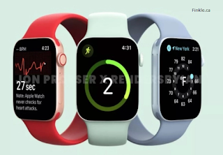 Fitur Apple Watch Series 7