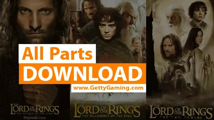Lord Of The Rings Download Available on Filmyzilla And Other Torrent Sites
