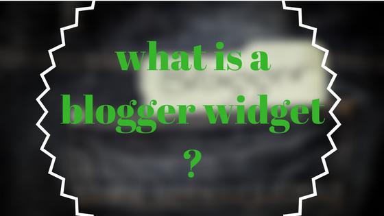ما هي اضافات بلوجر