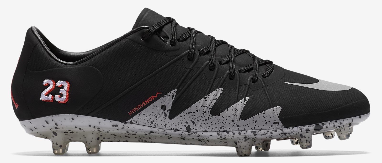 Nike Hypervenom Phinish Neymar X Jordan Boots Revealed