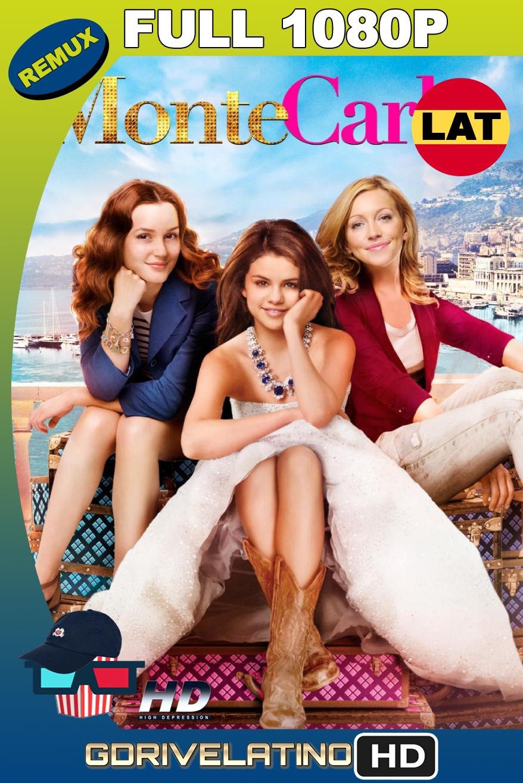 Montecarlo (2011) BDRemux FULL 1080p Latino-Ingles MKV