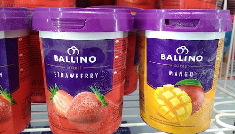 Sorbety, Ballino