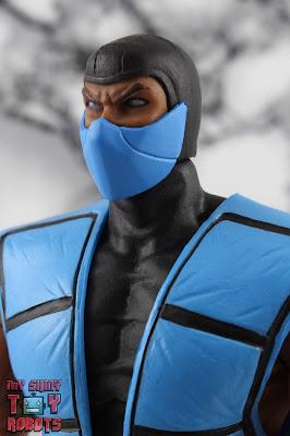 Storm Collectibles Mortal Kombat 3 Classic Sub-Zero 01
