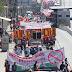 Manifestación pacífica de antorchistas y estudiantes en Ecatepec | Video