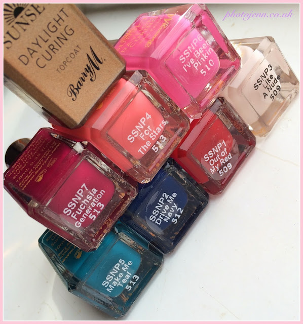 new-barry-m-sunset-daylight-curing-nail-paints-shades