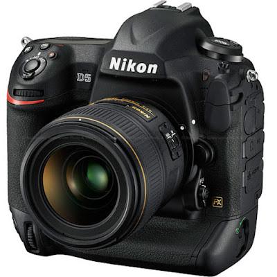 كاميرا nikon d5