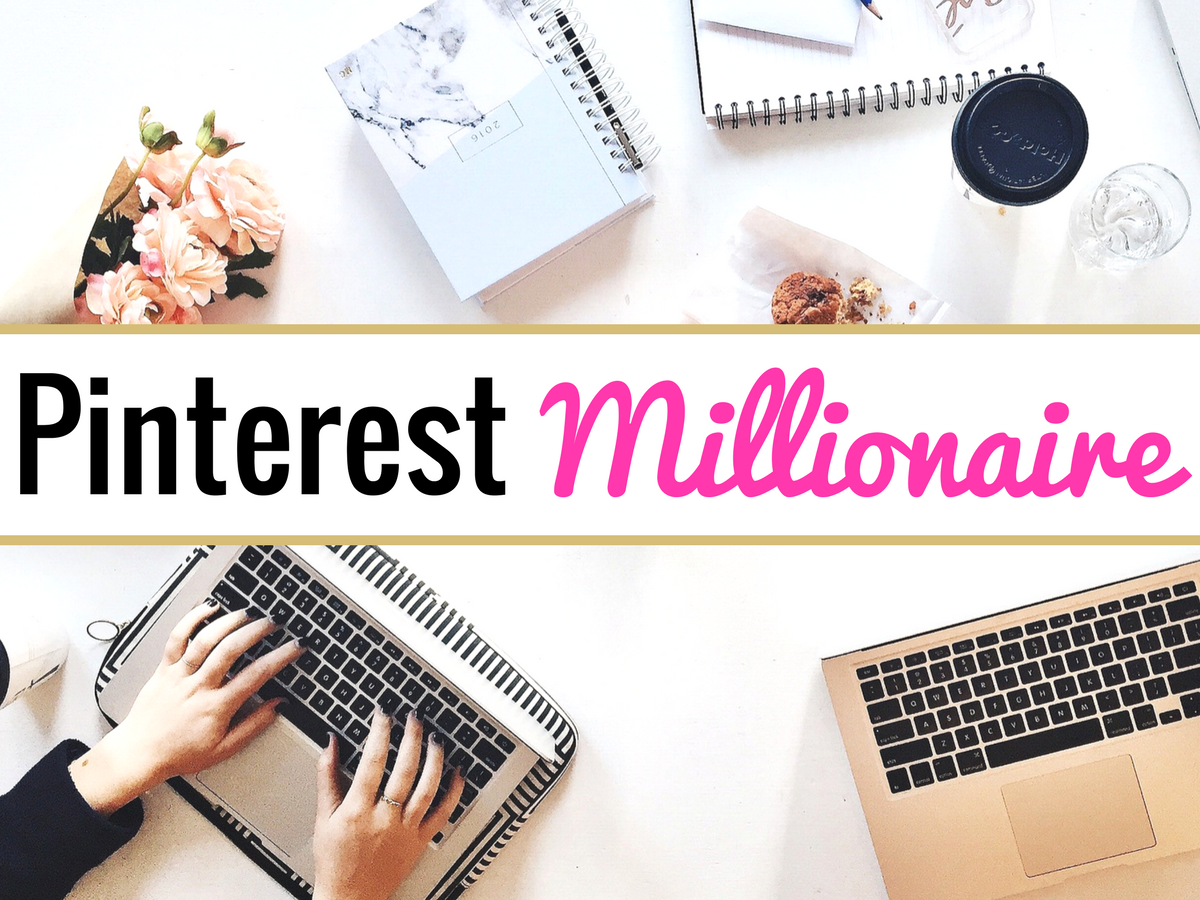 Pinterest millionaire course for getting traffic from pinterest, how to get pinterest traffic, pinterest course, pinterest ecourse, pinterest traffic, pinterest strategies