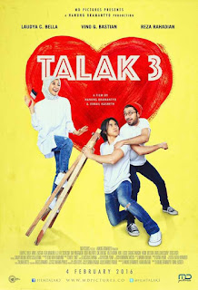 Download Film Talak 3 (2016) DVDRip