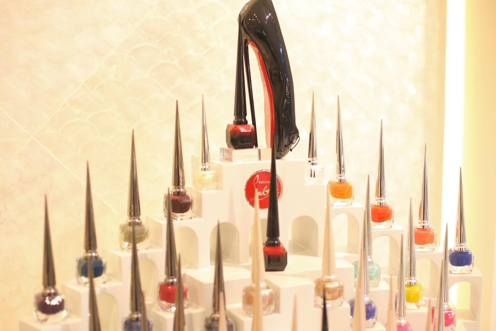 louboutin nail varnishes