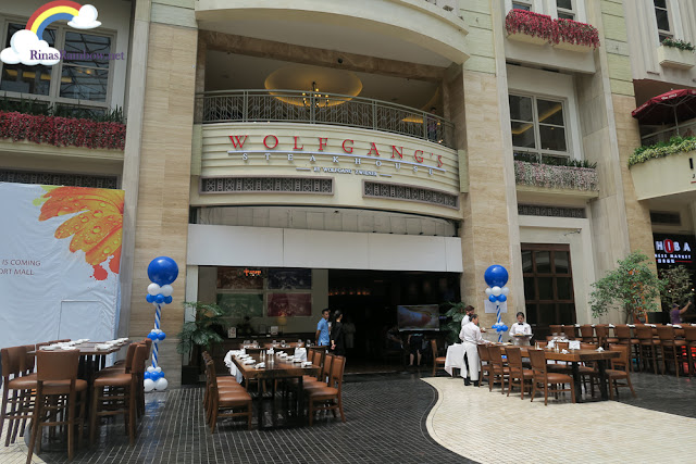 Wolfgang's Steakhouse Resorts World Manila