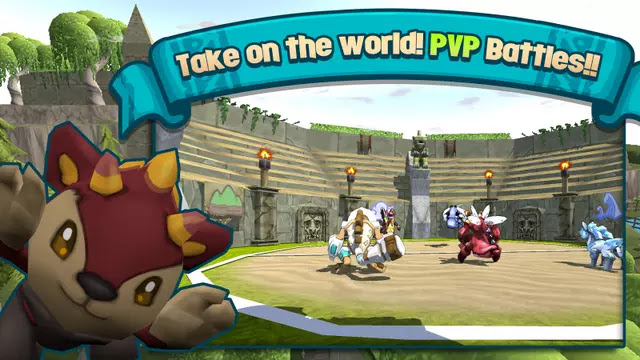 Terra Monsters 3 Hack Apk