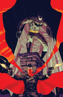 "En octubre se lanzará la secuela del cómic ""Batman/The Shadow"" de DC Comics"