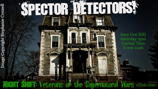 SPECTOR DETECTORS!