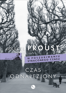 Czas odnaleziony - Marcel Proust
