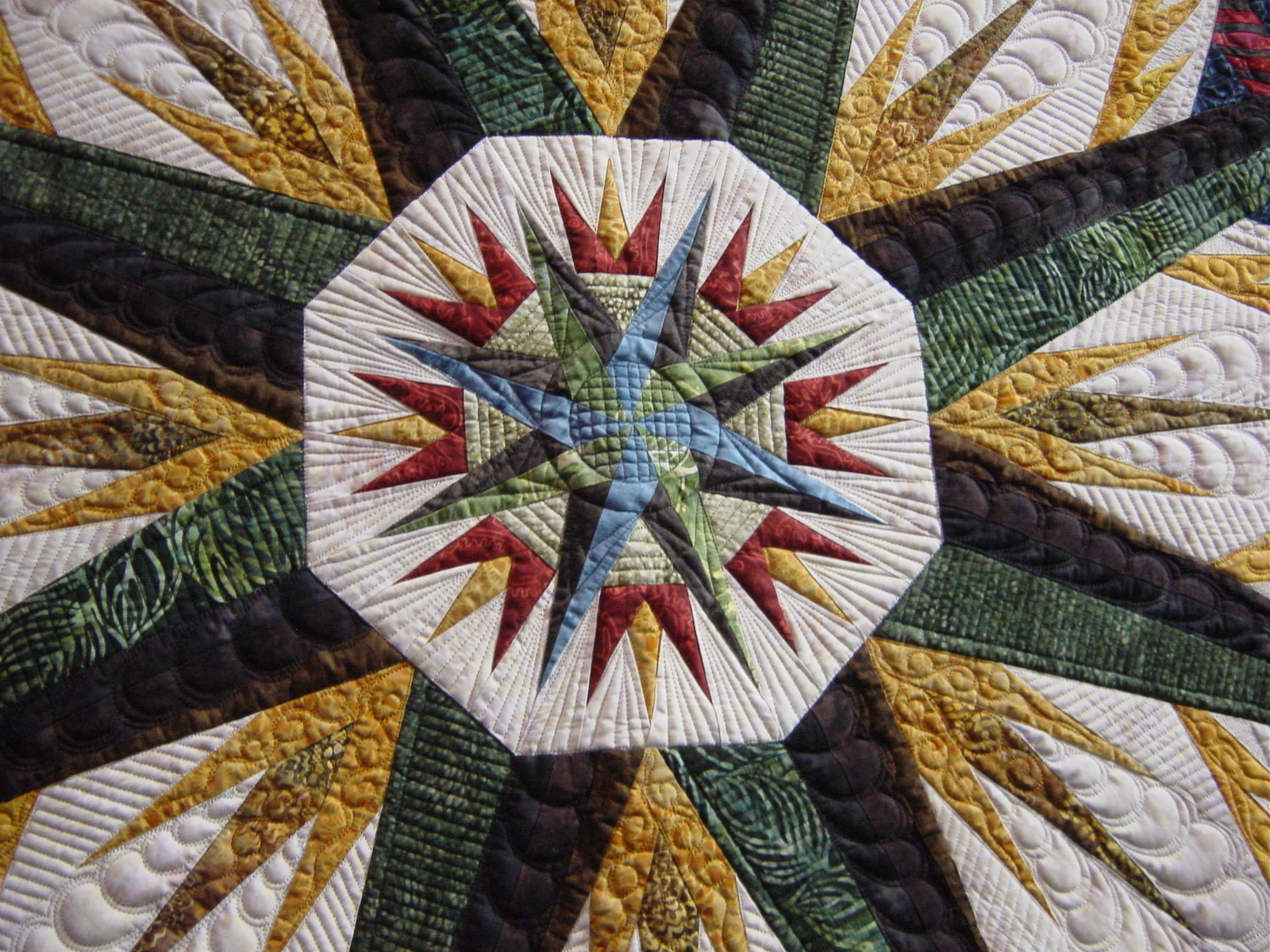 The Cheerful Chickadee Quilts At Quilt Canada 2017