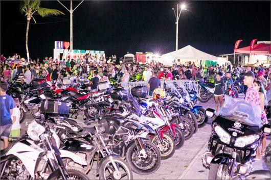 Sem o apoio da prefeitura, organizadores cancelam o 3º Cabrália Moto Show