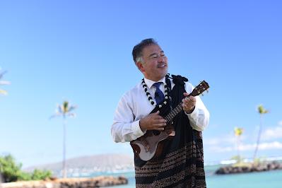 Honolulu Musician