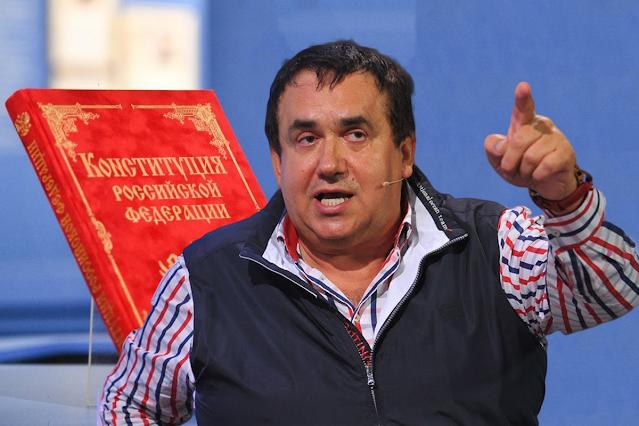 С. Садальский против агитации за поправки в Конституцию
