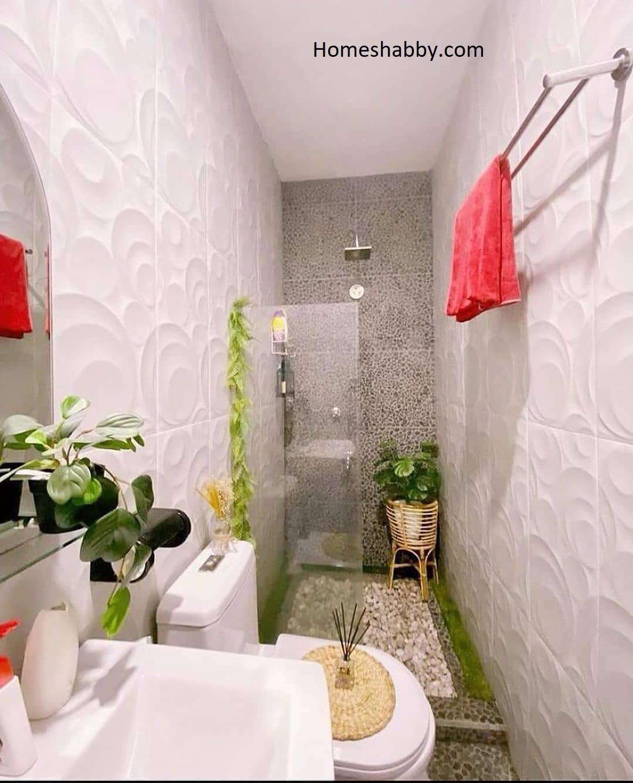 6 Inspirasi Desain Kamar Mandi Sederhana Tapi Menawan Helloshabby Com Interior And Exterior Solutions Kamar mandi biasa tapi cantik