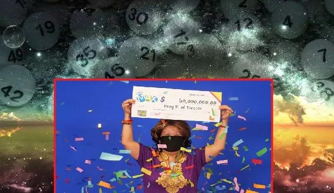Μια γυναίκα, που έχασε τη δουλειά της, κερδίζει στο Lotto με αριθμούς που είδε ο άντρα της σε όνειρο πριν από 20 χρόνια
