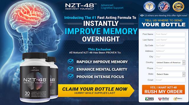 NZT-48 | Brain NZT-48 | NZT-48 Limitless Pill - Most Effective...