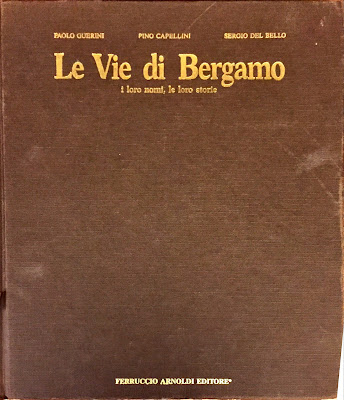 Cover of the book Le Vie di Bergamo.