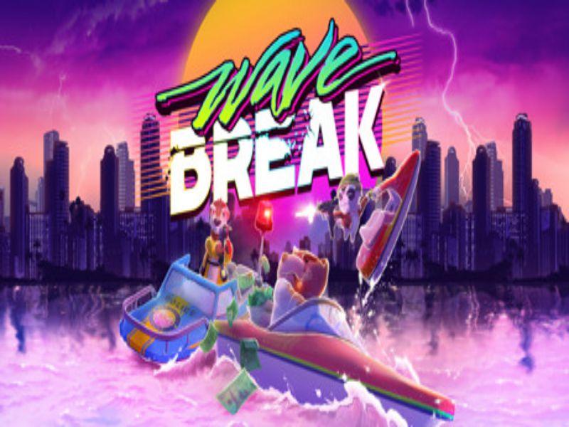 Download Wave Break Game PC Free
