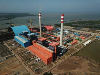 PLTU Pembangkit listrik tenaga uap
