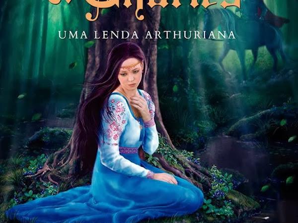 """Nova parceria: """"Morgana & Charles - Uma Lenda Arthuriana"""" da escritora nacional Giselle Trindade"""