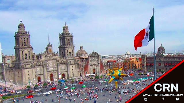 Hundimiento de México