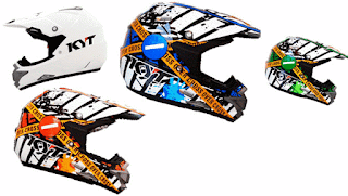 harga helm trail kyt kacamata trail, harga helm cross kyt & fox, helm trail murah, helm kyt cross over drift