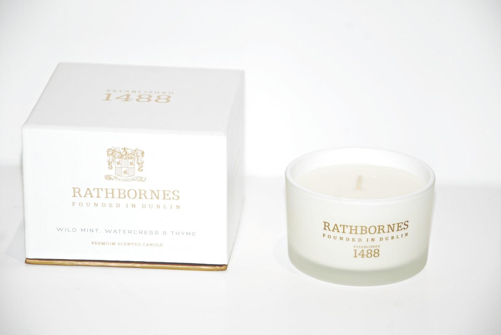 Rathbornes Candle