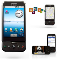 HTC G1 - The First Mobile Gets Update Android ICS