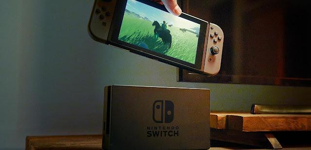 ''Las Nintendo Switch mostradas fueron robadas''