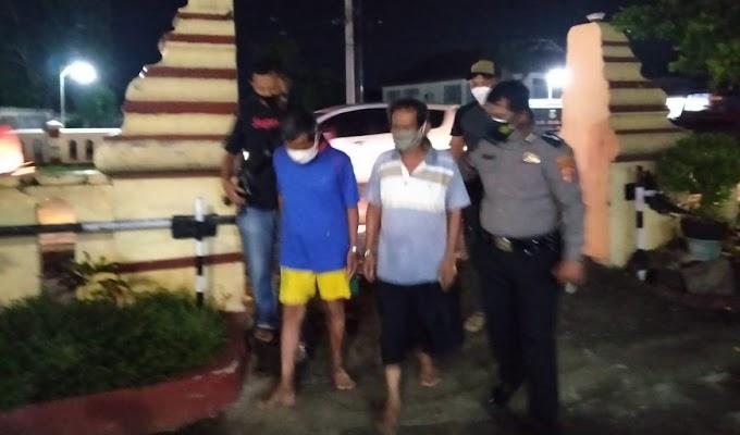 Tak Kurang dari 24 Jam, Pelaku dan Penadah Pencuri Sapi Berhasil Ditangkap Polisi