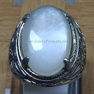 Cincin Batu Permata Moonstone - ZP 1034