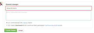 Cara Upload File Ke Repository GitHub