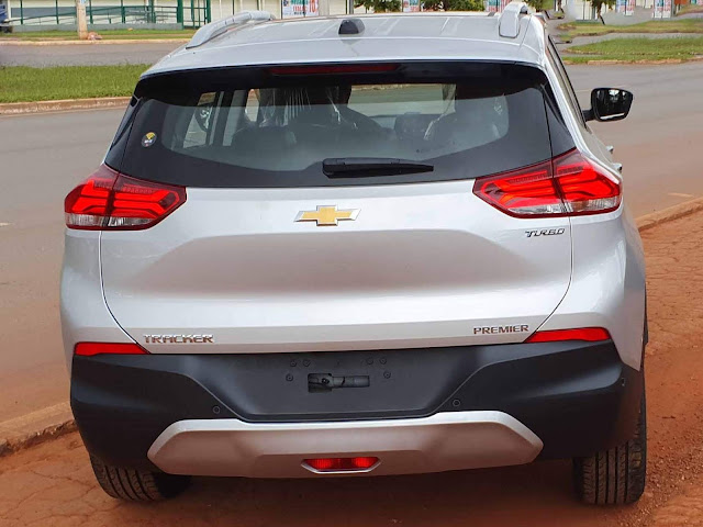 Novo Chevrolet Tracker 1.0 MT e AT - dados de consumo