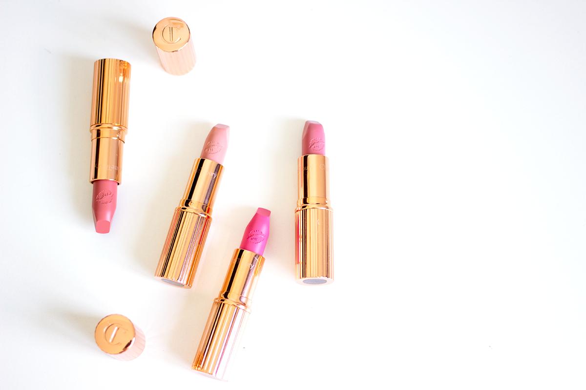Charlotte Tilbury's Hot Lips Lipstick Review