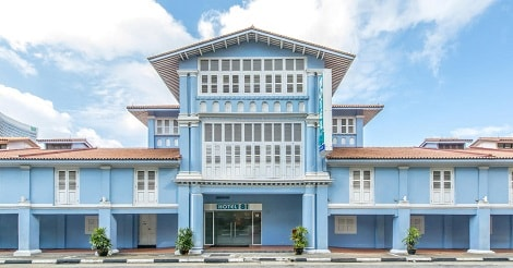 Hotel Murah 81 Heritage, Singapore