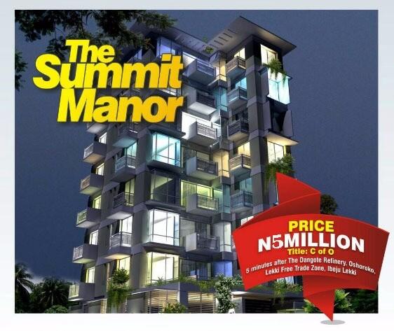 The summit manor