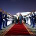 President Buhari arrives Dubai for annual investment meeting